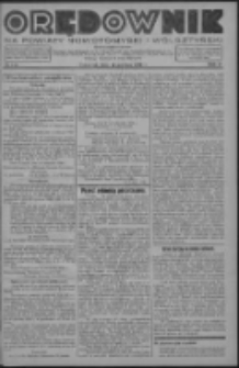 Orędownik na powiaty nowotomyski i wolsztyński 1936.12.10 R.17 Nr142