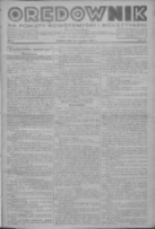 Orędownik na powiaty nowotomyski i wolsztyński 1937.01.16 R.18 Nr5
