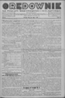 Orędownik na powiaty nowotomyski i wolsztyński 1937.02.13 R.18 Nr16