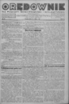Orędownik na powiaty nowotomyski i wolsztyński 1937.02.27 R.18 Nr22