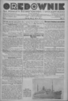 Orędownik na powiaty nowotomyski i wolsztyński 1937.03.23 R.18 Nr32