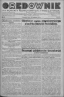 Orędownik na powiaty nowotomyski i wolsztyński 1937.04.29 R.18 Nr47