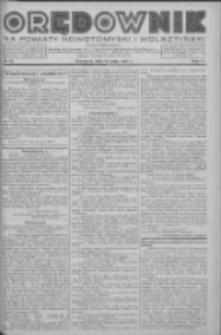 Orędownik na powiaty nowotomyski i wolsztyński 1937.05.13 R.18 Nr52
