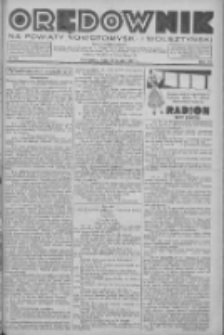 Orędownik na powiaty nowotomyski i wolsztyński 1937.05.20 R.18 Nr54