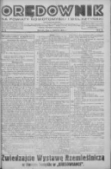 Orędownik na powiaty nowotomyski i wolsztyński 1937.06.01 R.18 Nr58