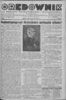 Orędownik na powiaty nowotomyski i wolsztyński 1937.06.05 R.18 Nr60