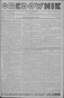 Orędownik na powiaty nowotomyski i wolsztyński 1937.06.19 R.18 Nr66
