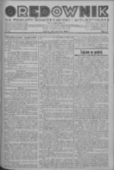 Orędownik na powiaty nowotomyski i wolsztyński 1937.07.10 R.18 Nr74