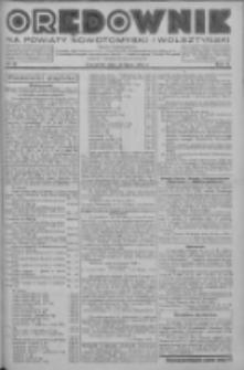Orędownik na powiaty nowotomyski i wolsztyński 1937.07.22 R.18 Nr79
