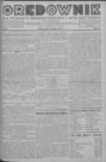Orędownik na powiaty nowotomyski i wolsztyński 1937.07.24 R.18 Nr80