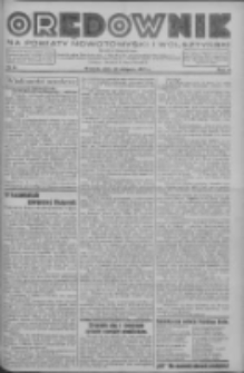 Orędownik na powiaty nowotomyski i wolsztyński 1937.08.10 R.18 Nr87