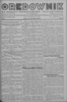 Orędownik na powiaty nowotomyski i wolsztyński 1937.08.28 R.18 Nr95