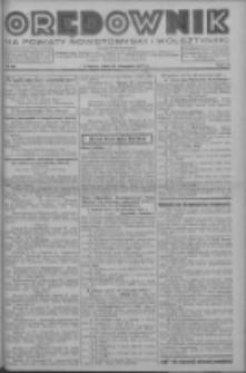 Orędownik na powiaty nowotomyski i wolsztyński 1937.08.31 R.18 Nr96
