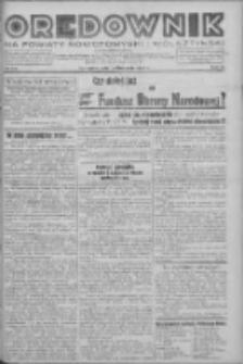 Orędownik na powiaty nowotomyski i wolsztyński 1937.11.18 R.18 Nr128