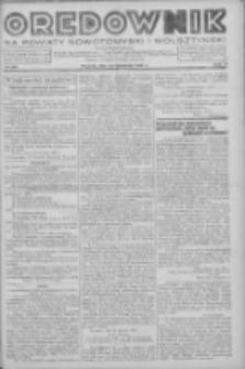 Orędownik na powiaty nowotomyski i wolsztyński 1937.11.23 R.18 Nr130