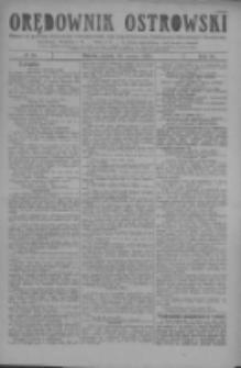 Orędownik Ostrowski: pismo na miasto i powiaty Ostrowski i Odolanowski oraz miast Ostrowa, Odolanowa, Sulmierzyc i Raszkowa 1927.03.25 R.76 Nr24