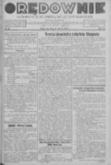 Orędownik na powiaty Nowy Tomyśl, Wolsztyn i Międzychód 1939.03.23 R.20 Nr34