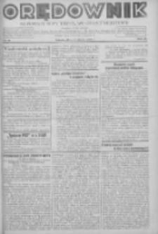 Orędownik na powiaty Nowy Tomyśl, Wolsztyn i Międzychód 1939.03.25 R.20 Nr35