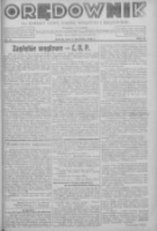 Orędownik na powiaty Nowy Tomyśl, Wolsztyn i Międzychód 1939.04.01 R.20 Nr38