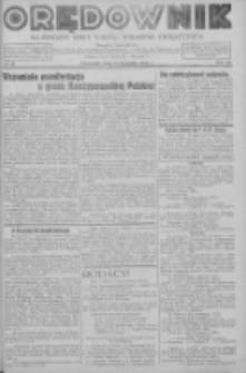 Orędownik na powiaty Nowy Tomyśl, Wolsztyn i Międzychód 1939.04.13 R.20 Nr42