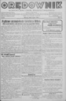 Orędownik na powiaty Nowy Tomyśl, Wolsztyn i Międzychód 1939.05.02 R.20 Nr50