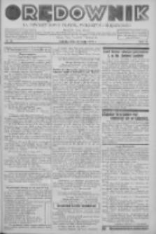 Orędownik na powiaty Nowy Tomyśl, Wolsztyn i Międzychód 1939.05.20 R.20 Nr56