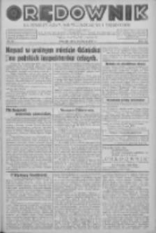 Orędownik na powiaty Nowy Tomyśl, Wolsztyn i Międzychód 1939.05.23 R.20 Nr57