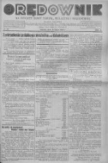 Orędownik na powiaty Nowy Tomyśl, Wolsztyn i Międzychód 1939.07.22 R.20 Nr80