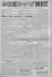 Orędownik na powiaty Nowy Tomyśl, Wolsztyn i Międzychód 1939.07.29 R.20 Nr83