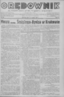 Orędownik na powiaty Nowy Tomyśl, Wolsztyn i Międzychód 1939.08.08 R.20 Nr87