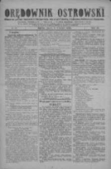Orędownik Ostrowski: pismo na miasto i powiaty Ostrowski i Odolanowski oraz miast Ostrowa, Odolanowa, Sulmierzyc i Raszkowa 1927.09.02 R.76 Nr70