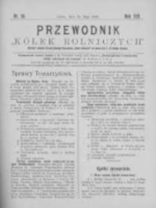 """Przewodnik """"Kółek rolniczych"""". R. XIII. 1899. Nr 10"""