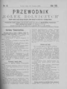 """Przewodnik """"Kółek rolniczych"""". R. XIII. 1899. Nr 12"""