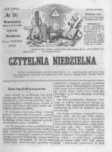 Czytelnia Niedzielna. 1857 R.2 nr20