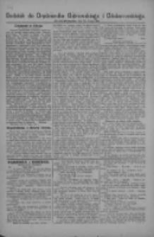 Dodatek do Orędownika Ostrowskiego i Odolanowskiego 1927.02.25