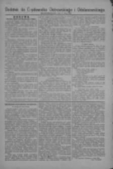 Dodatek do Orędownika Ostrowskiego i Odolanowskiego 1927.05.06