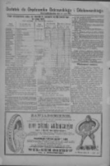 Dodatek do Orędownika Ostrowskiego i Odolanowskiego 1927.05.13