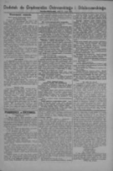Dodatek do Orędownika Ostrowskiego i Odolanowskiego 1927.05.31