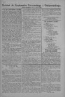 Dodatek do Orędownika Ostrowskiego i Odolanowskiego 1927.09.09