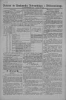 Dodatek do Orędownika Ostrowskiego i Odolanowskiego 1927.10.04