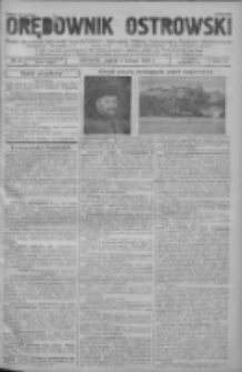 Orędownik Ostrowski: pismo na powiat ostrowski i miasto Ostrów, Odolanów, Mikstat, Sulmierzyce, Raszków i Skalmierzyce 1938.02.04 R.87 Nr15