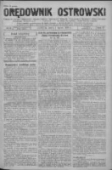 Orędownik Ostrowski: pismo na powiat ostrowski i miasto Ostrów, Odolanów, Mikstat, Sulmierzyce, Raszków i Skalmierzyce 1938.03.02 R.87 Nr26