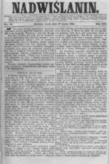 Nadwiślanin. 1865.03.29 R.16 nr37