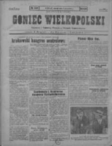 Goniec Wielkopolski: najstarszy i najtańszy niezależny dziennik demokratyczny 1930.07.01 R.54 Nr149