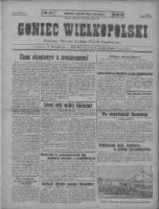 Goniec Wielkopolski: najstarszy i najtańszy niezależny dziennik demokratyczny 1930.07.03 R.54 Nr151