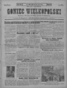 Goniec Wielkopolski: najstarszy i najtańszy niezależny dziennik demokratyczny 1930.07.11 R.54 Nr158