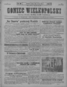 Goniec Wielkopolski: najstarszy i najtańszy niezależny dziennik demokratyczny 1930.07.15 R.54 Nr161