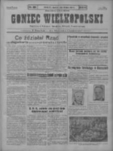 Goniec Wielkopolski: najstarszy i najtańszy niezależny dziennik demokratyczny 1930.07.20 R.54 Nr166