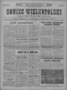 Goniec Wielkopolski: najstarszy i najtańszy niezależny dziennik demokratyczny 1930.07.22 R.54 Nr167