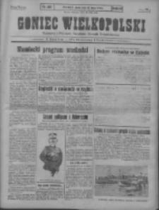 Goniec Wielkopolski: najstarszy i najtańszy niezależny dziennik demokratyczny 1930.07.23 R.54 Nr168